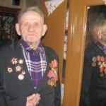 2 мая ветерану Великой Отечественной войны Владимиру Дедечко из Ляховичского района исполнилось 90 лет