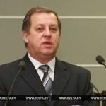 Анатолий Лис: во время сбора по военной безопасности и обороне был почерпнут полезный опыт