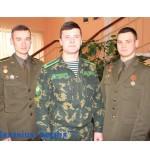 Наши защитники. 23 февраля День защитников Отечества и Вооруженных Сил Республики Беларусь отмечают и ветераны, и сегодняшние военнослужащие, и те, кто придет им на смену