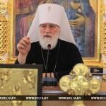 Митрополит Павел рассказал о принципиальных моментах подготовки к Пасхе