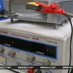Белорусские ученые представили экспериментальный образец суперконденсатора для электромобиля