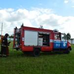 Человек против огненной стихии. 25 июля – День пожарной службы /фото/
