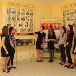Путешествия во времени и пространстве манят юных воспитанников Ляховичского районного центра туризма и краеведения