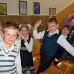 Веселая начальная школа. В гимназии прошла неделя начальной школы