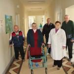 На всю округу. Крывошынская участковая больница обслуживает население 14 окрестных деревень