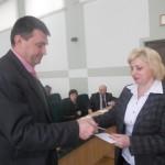 Ляховичи: кандидаты в депутаты получили удостоверения. Сейчас – агитация