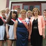В последний день весны на Ляхавіччыне прошли торжественные линейки /фото/