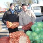 Люди на земле. 40 процентов овощей Ляховичского района собирается из фермерских наделов