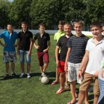 Активные каникулы ляхавіцкіх мальчиков и девочек /фото/
