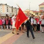 В Ляховичах районный пионерский сбор собрал школьников
